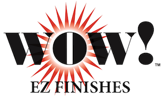 WOW EZ Finishes Logo